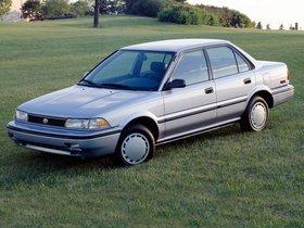 Fotos de Toyota Corolla Sedan LE USA 1987