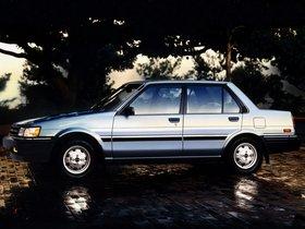 Ver foto 3 de Toyota Corolla Sedan USA 1983