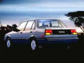 Ver foto 2 de Toyota Corolla Sedan USA 1983