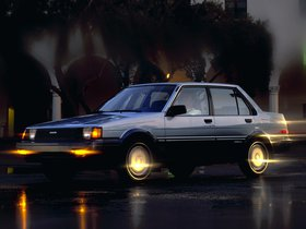 Fotos de Toyota Corolla Sedan USA 1983