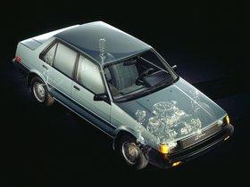 Ver foto 9 de Toyota Corolla Sedan USA 1983