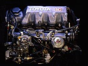 Ver foto 7 de Toyota Corolla Sedan USA 1983