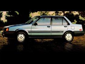 Ver foto 6 de Toyota Corolla Sedan USA 1983