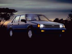 Ver foto 4 de Toyota Corolla Sedan USA 1983