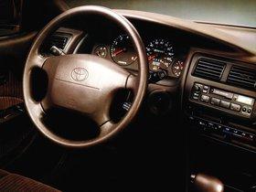 Ver foto 20 de Toyota Corolla Sedan USA 1983