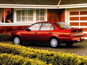 Ver foto 19 de Toyota Corolla Sedan USA 1983