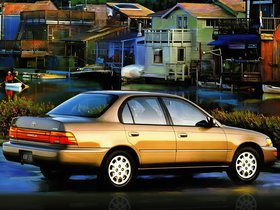 Ver foto 16 de Toyota Corolla Sedan USA 1983