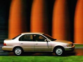 Ver foto 15 de Toyota Corolla Sedan USA 1983