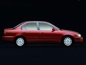 Ver foto 14 de Toyota Corolla Sedan USA 1983