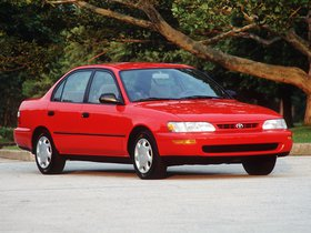 Ver foto 26 de Toyota Corolla Sedan USA 1983