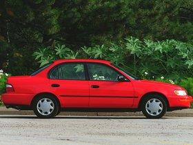 Ver foto 24 de Toyota Corolla Sedan USA 1983
