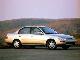 Ver foto 23 de Toyota Corolla Sedan USA 1983