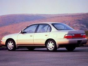 Ver foto 22 de Toyota Corolla Sedan USA 1983