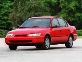 Ver foto 21 de Toyota Corolla Sedan USA 1983