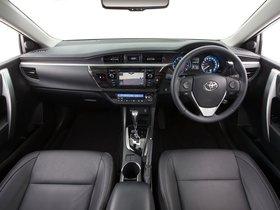 Ver foto 13 de Toyota Corolla Sedan ZR 2014