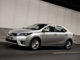 Ver foto 4 de Toyota Corolla Sedan ZR 2014