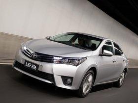 Ver foto 3 de Toyota Corolla Sedan ZR 2014