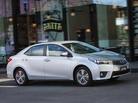 Ver foto 2 de Toyota Corolla Sedan ZR 2014