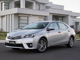 Ver foto 11 de Toyota Corolla Sedan ZR 2014