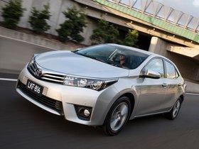 Ver foto 10 de Toyota Corolla Sedan ZR 2014