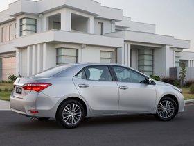 Ver foto 9 de Toyota Corolla Sedan ZR 2014