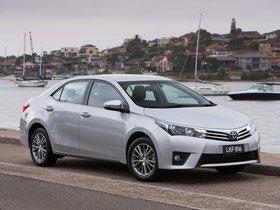 Ver foto 8 de Toyota Corolla Sedan ZR 2014