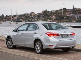 Ver foto 7 de Toyota Corolla Sedan ZR 2014