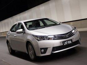 Ver foto 6 de Toyota Corolla Sedan ZR 2014