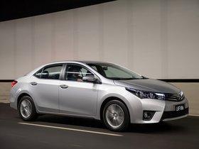 Ver foto 5 de Toyota Corolla Sedan ZR 2014
