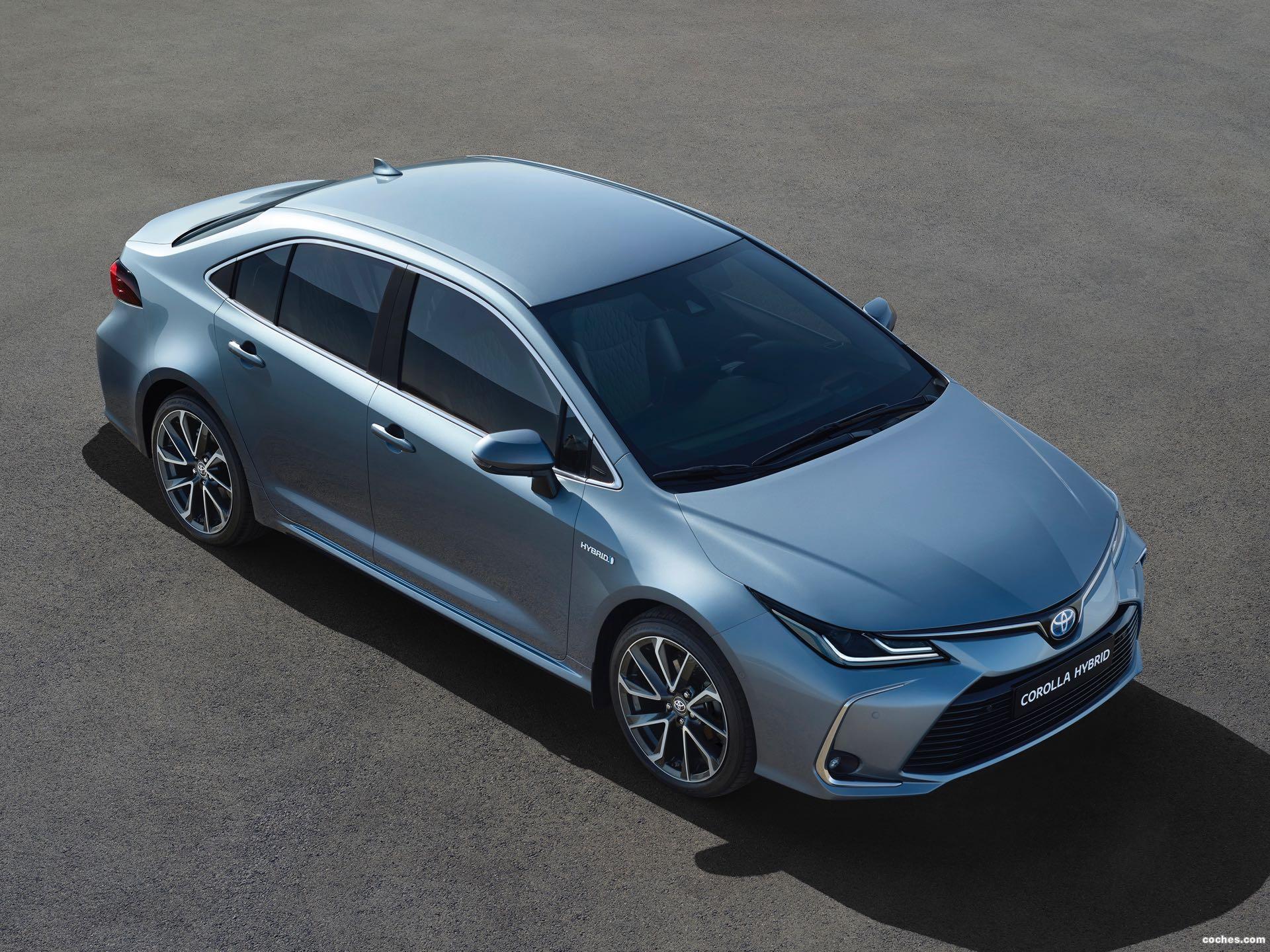 Foto 0 de Toyota Corolla Sedan Hybrid 2019
