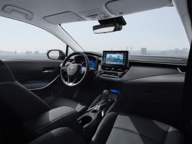 Ver foto 4 de Toyota Corolla Sedan Hybrid 2019