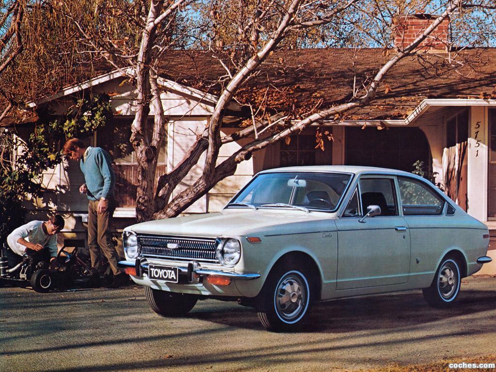 Foto 9 de Toyota Corolla Sprinter E15-17 1970