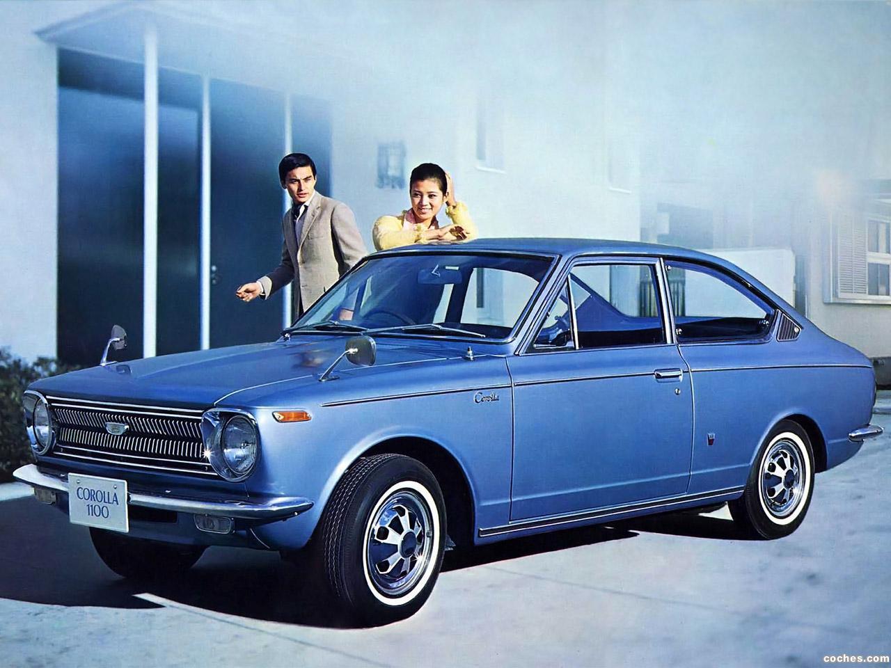 Foto 0 de Toyota Corolla Sprinter E15-17 Japan 1966