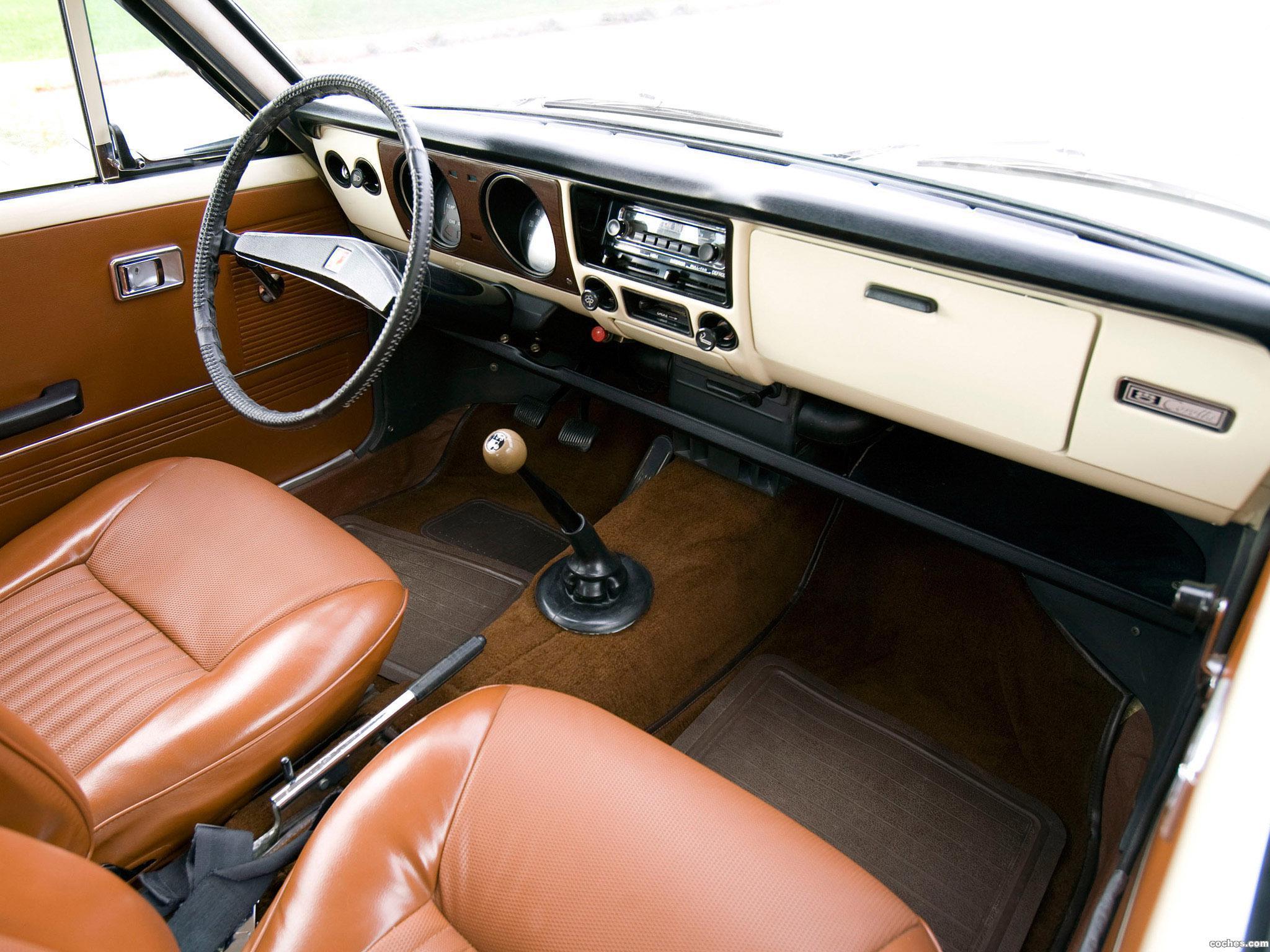 Foto 5 de Toyota Corolla Sprinter E15-17 1970