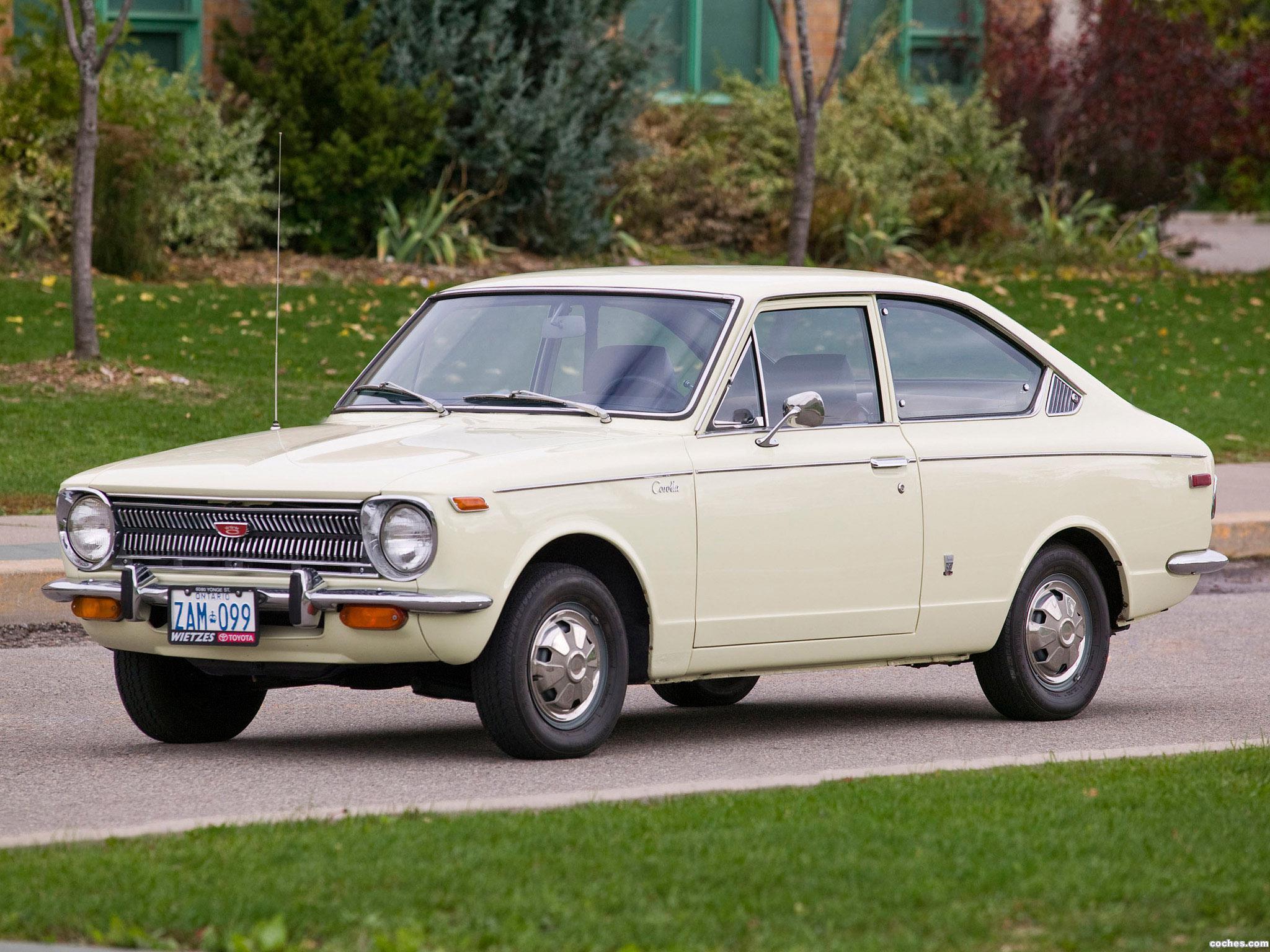 Foto 1 de Toyota Corolla Sprinter E15-17 1970