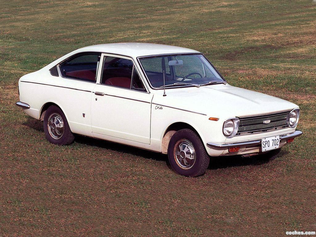 Foto 0 de Toyota Corolla Sprinter E15-17 1970