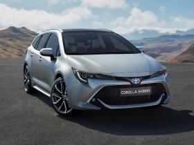 Ver foto 1 de Toyota Corolla Touring Sports Hybrid 2019