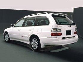Ver foto 5 de Toyota Corolla Touring Wagon Japan 1997