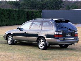 Ver foto 2 de Toyota Corolla Touring Wagon Japan 1997