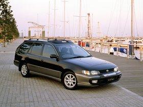 Ver foto 1 de Toyota Corolla Touring Wagon Japan 1997