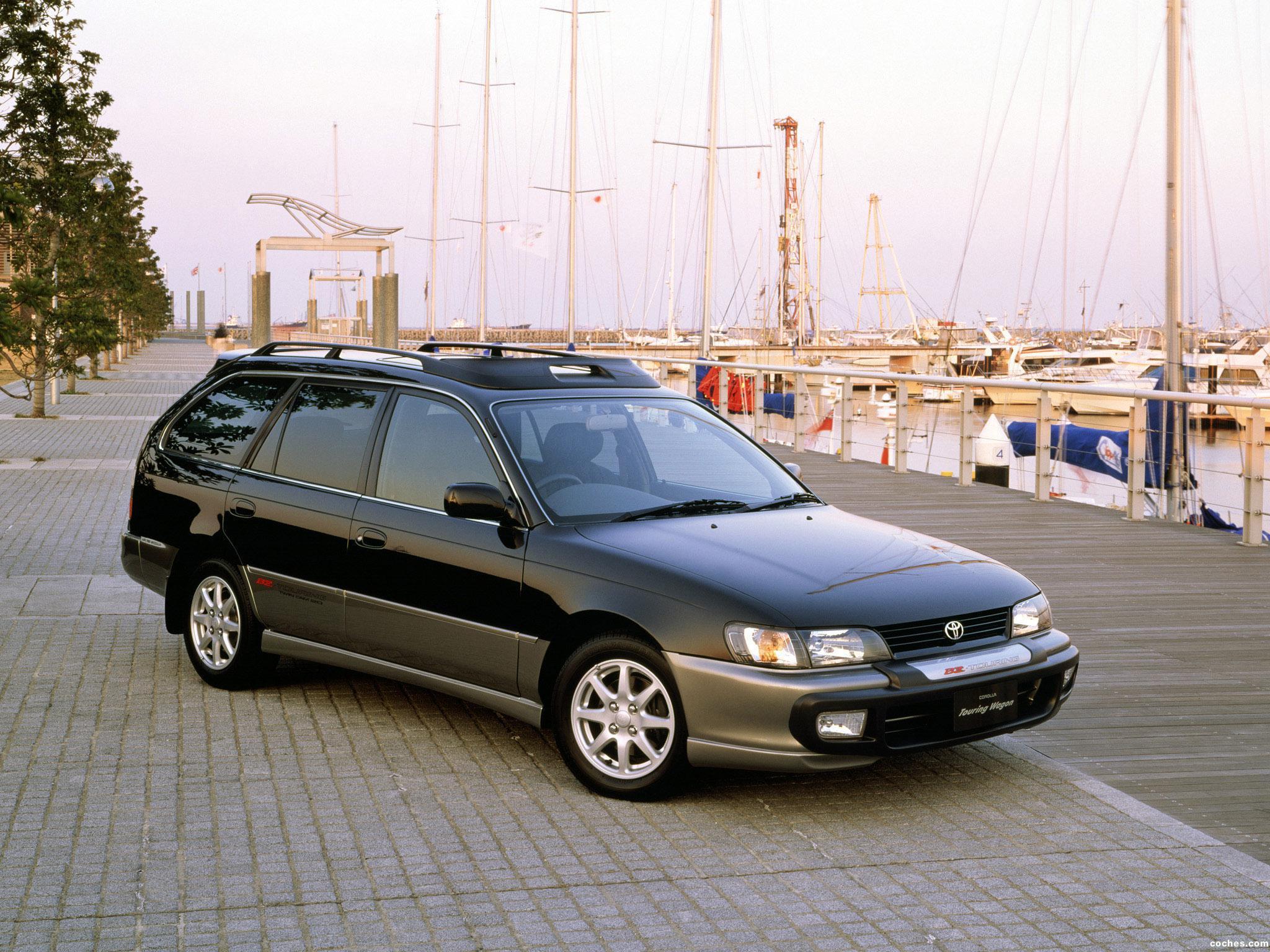 Foto 0 de Toyota Corolla Touring Wagon Japan 1997