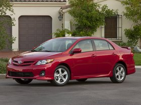Ver foto 2 de Toyota Corolla USA 2011