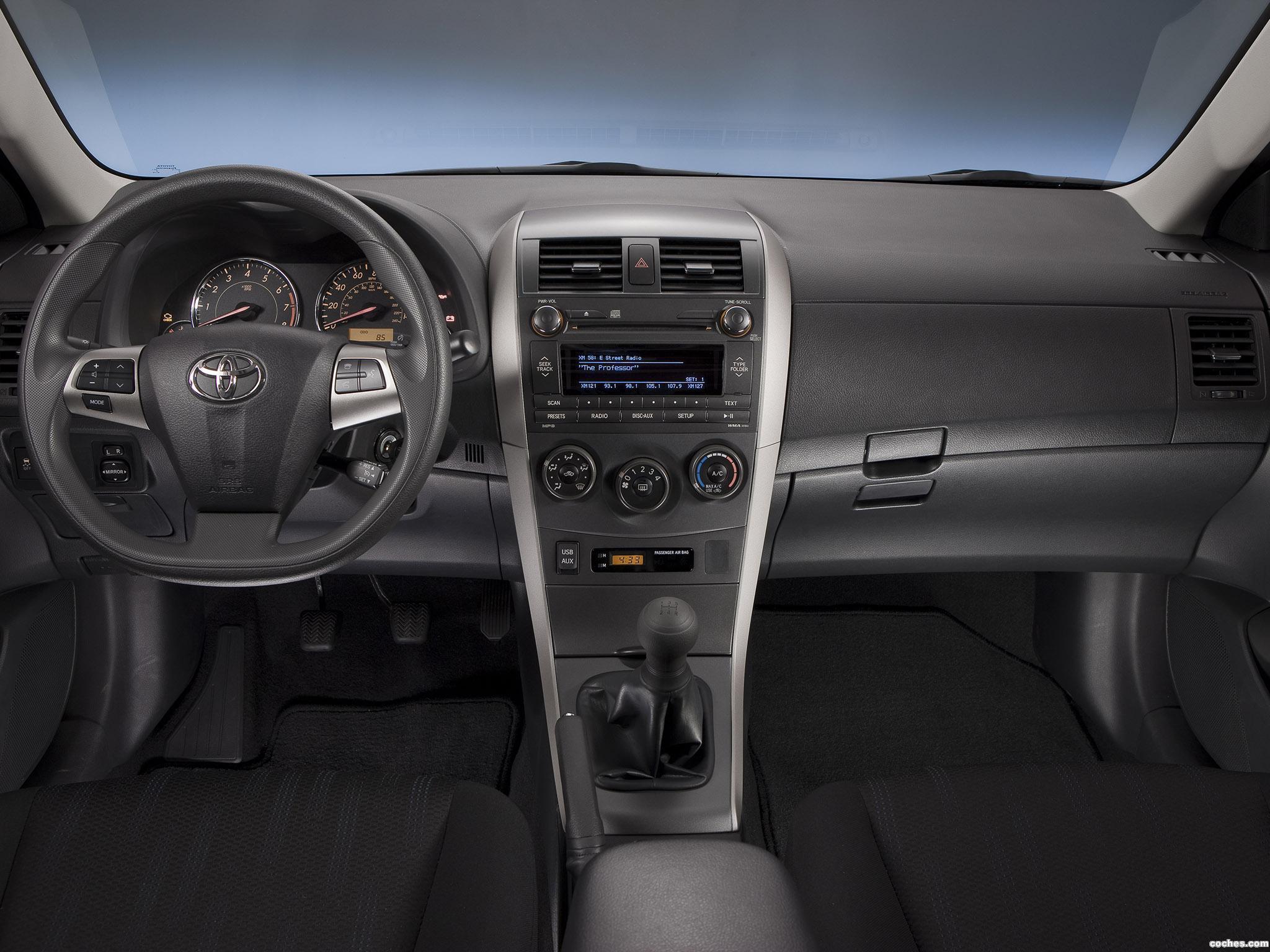 Foto 23 de Toyota Corolla USA 2011