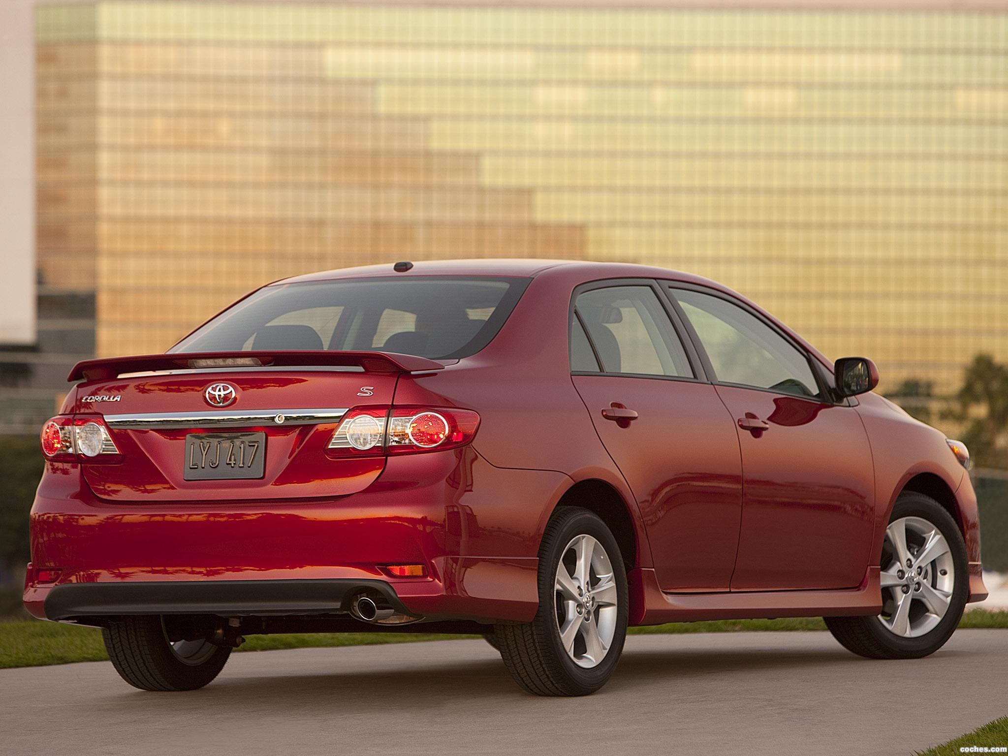 Foto 13 de Toyota Corolla USA 2011