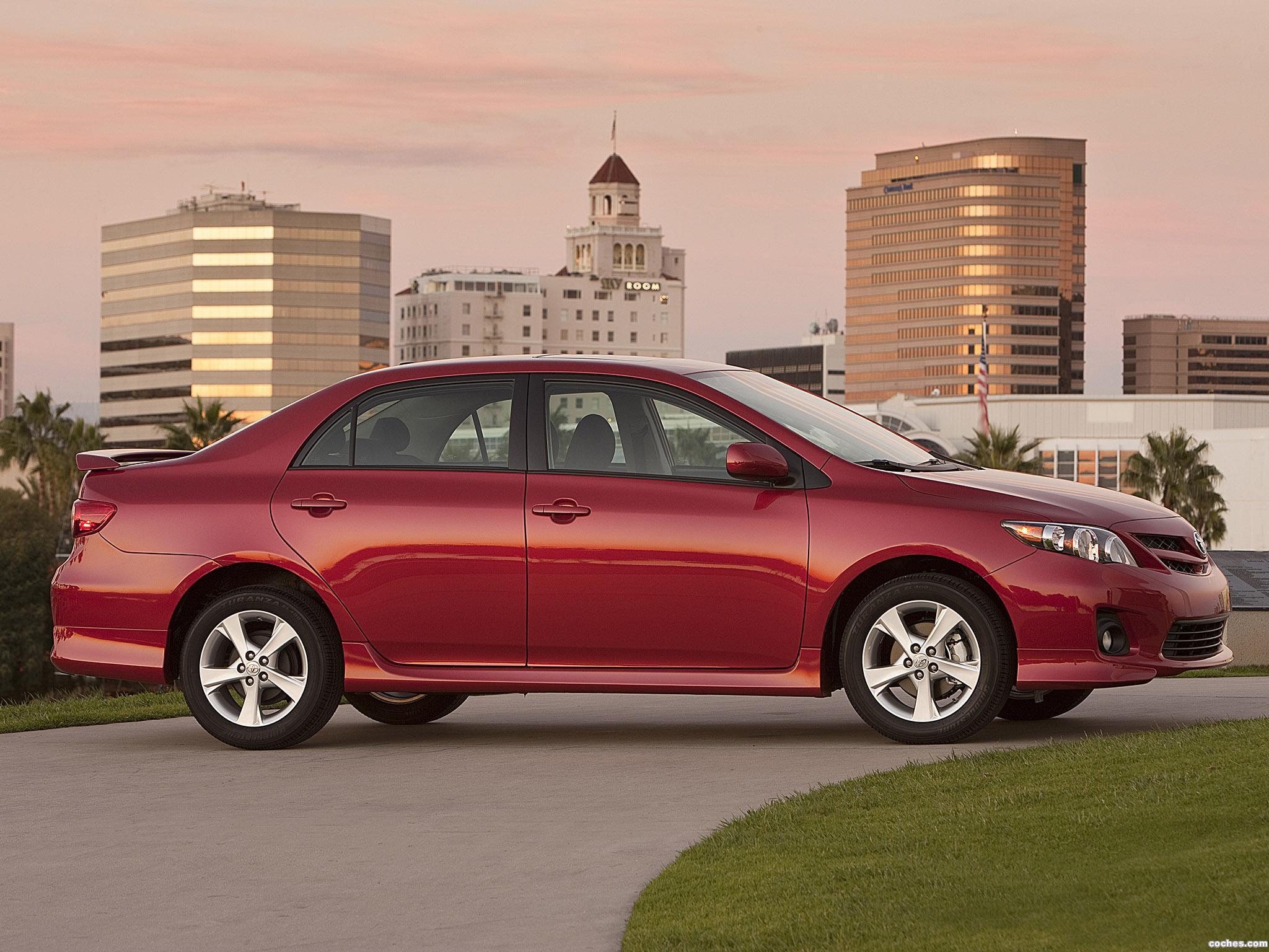 Foto 12 de Toyota Corolla USA 2011