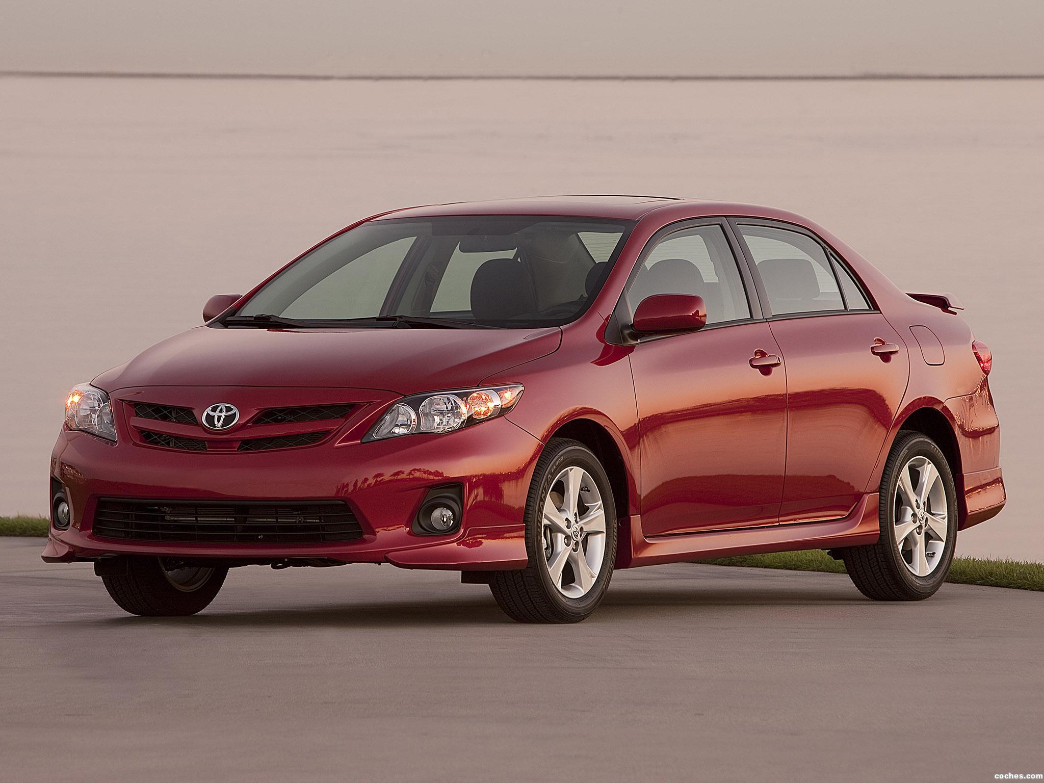 Foto 11 de Toyota Corolla USA 2011