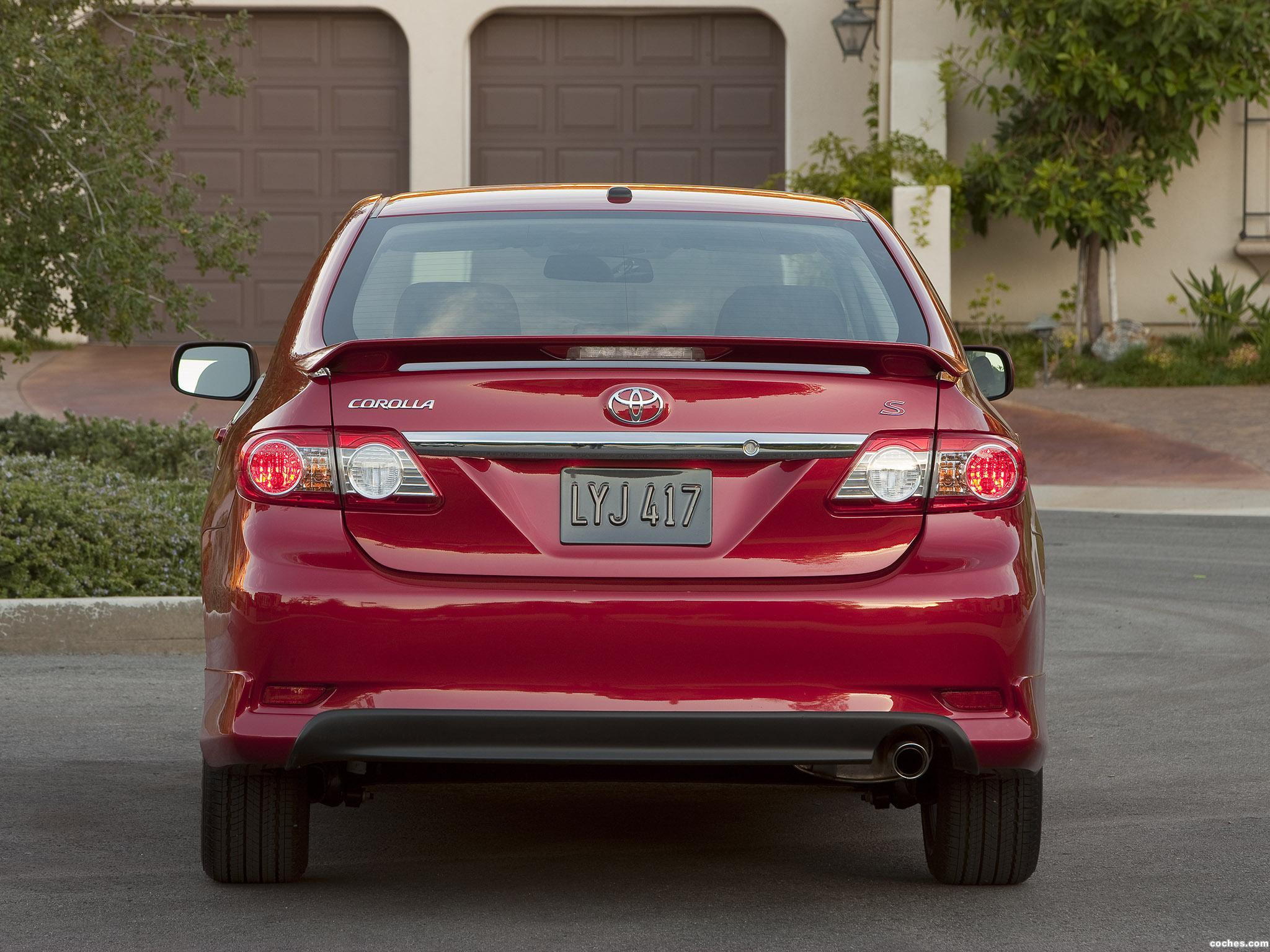 Foto 9 de Toyota Corolla USA 2011