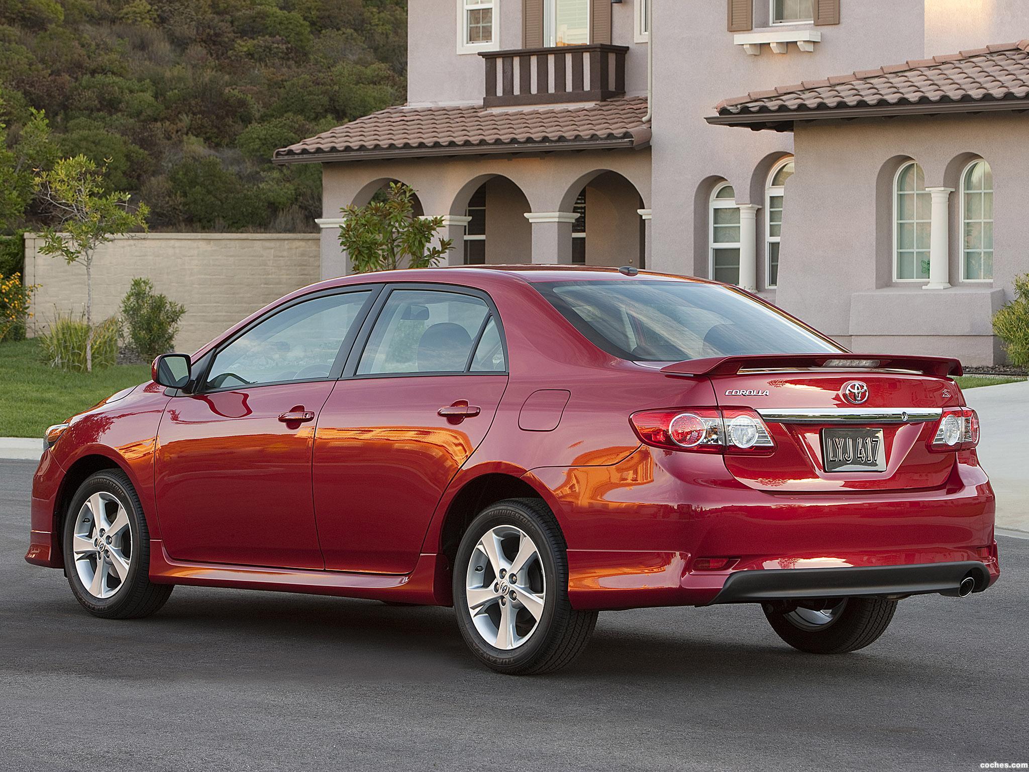 Foto 8 de Toyota Corolla USA 2011