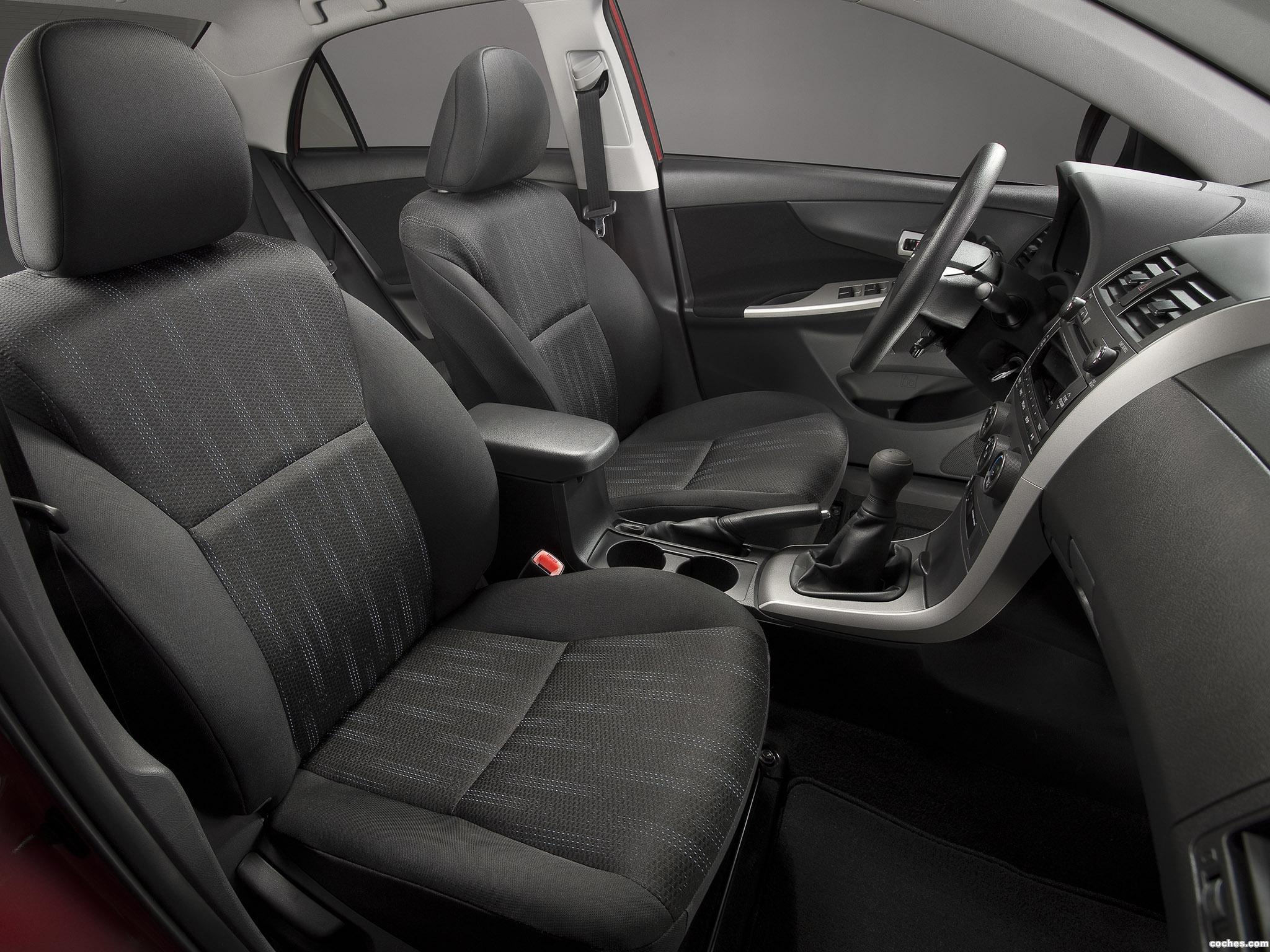 Foto 21 de Toyota Corolla USA 2011