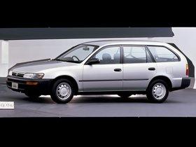 Ver foto 5 de Toyota Corolla Van Japan 1992